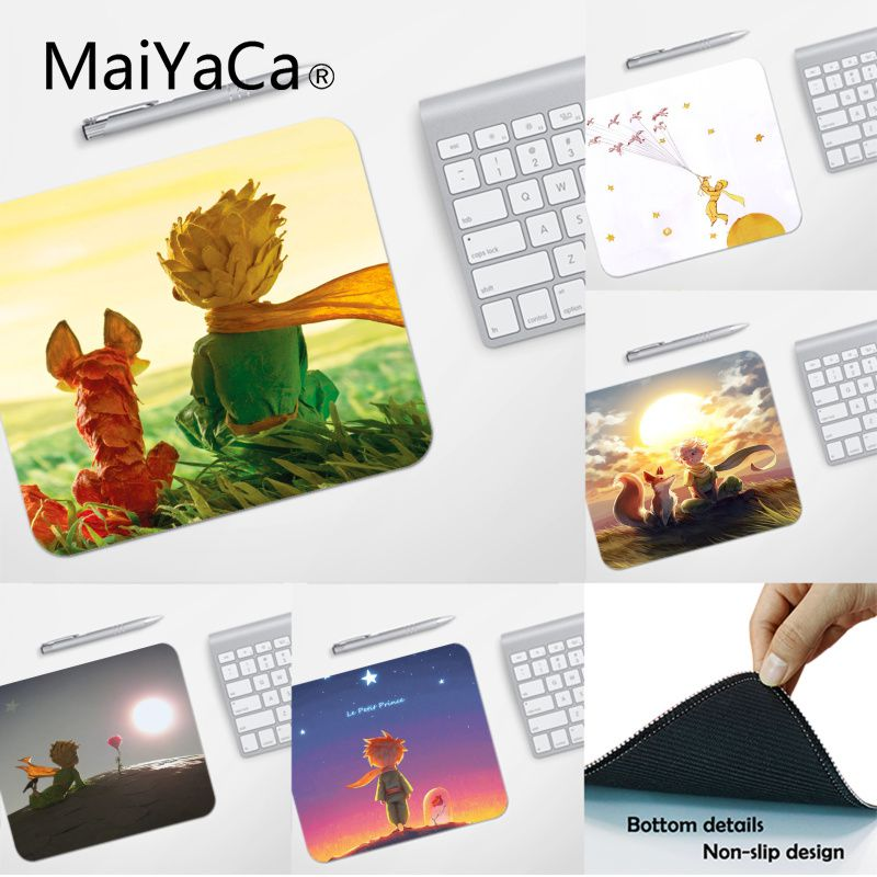 MaiYaCa The Little Prince Office Mice Gamer Soft Mouse Pad Rubber PC Computer Gaming Mouse Pad Gaming Mouse Pad