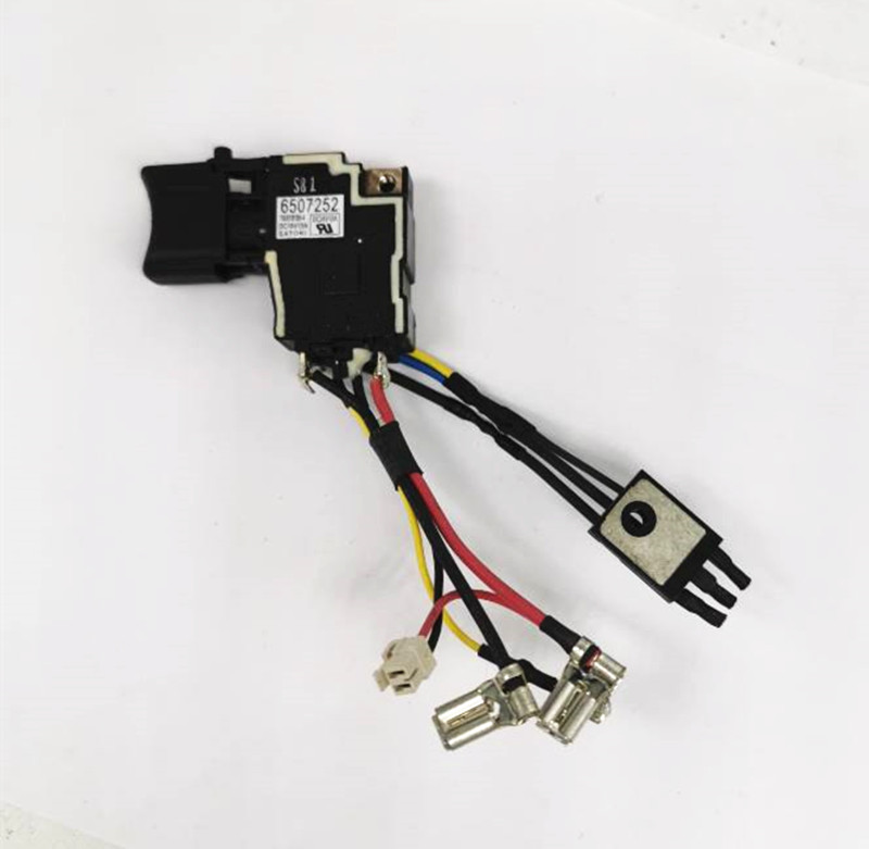 MAKITA  6507252 Switch For  650683-2 6506832 650725-2 65072 44  LXPH03 XPH03M