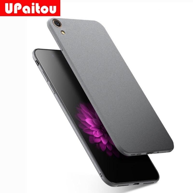 UPaitou Case For VIVO Y91C Y91 2019 Y91i Y93 Lite Y95 Y85 Y71 Y66 Y65 Anti Fingerprint Soft Case For Y91C Matte Cover Case