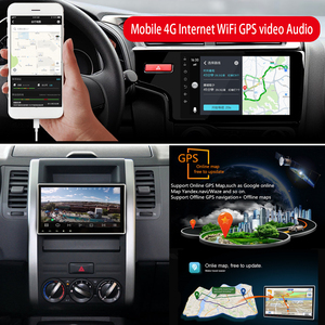 Image 2 - Auto Multimedia Player 10,1 2G + 32G für Android 6,0 Auto Stereo 1DIN 4 Core bluetooth WIFI GPS nav Quad Core Radio Video MP5 Player