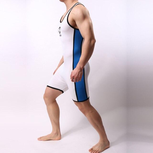 Мужское атлетическое трико 4