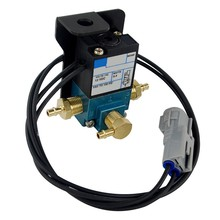 Car Modification Parts Turbo Control Solenoid Valve with Bracket Suitable for 08 + WRX Legacy Forester(China)