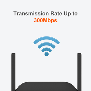 Image 4 - Original Xiaomi WiFi Router Repeater Pro 300Mbps Wifi Amplifier Network Expander Router Power Extender Roteador 2 Antenna