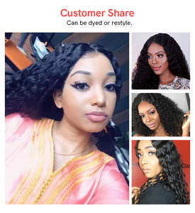 Image 4 - Water Wave 13x4 Lace Frontal Wigs Brazilian 4x4 Lace Closure Wig Addbeauty 180% 250% Pre Plucked Hairline Human Virgin Hair Wigs