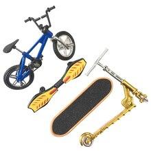 Мини-скейтборд для пальцев пластиковая накладка игрушки скутер для пальца кататься классический шик для мальчика с героями игры «Покемон г...