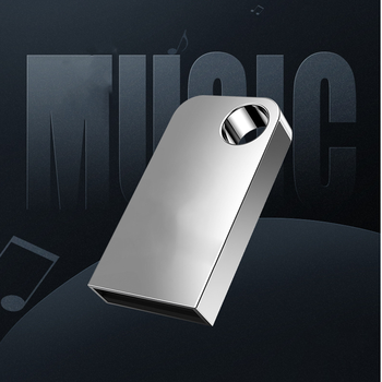 Mini Metal Pen Drive Type-C Usb Flash High Quality USB 2.0 Pendrive Waterproof 64GB 4GB 8GB 16GB 32GB Memory U Disk