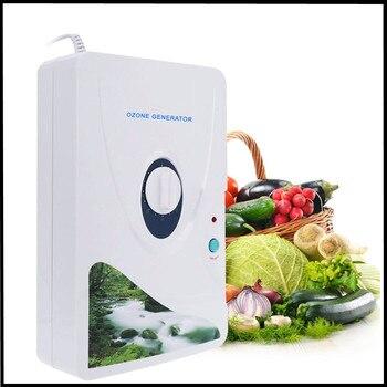 Ozone generator Active oxygen machine fruit vegetable cleaning detoxifier ozone generator air purifier Household oxygen machine ce emc lvd ozone generator