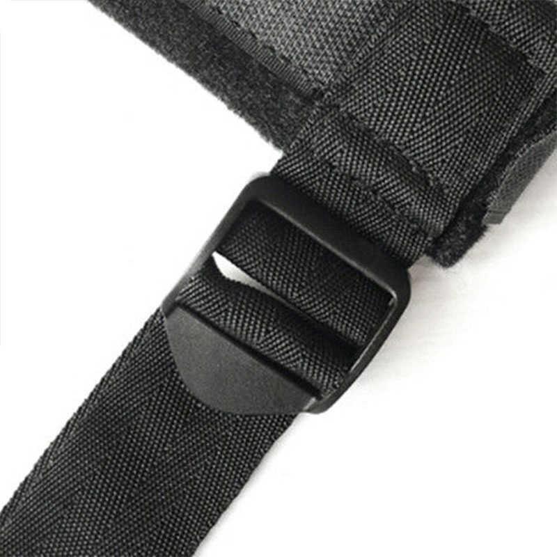Erotische Zubehör Spielzeug Für Paare Erwachsene Öffnen Bein BDSM Bondage Fesseln SM Erwachsene Spiele Nylon Fußfesseln Handschellen Für Sex