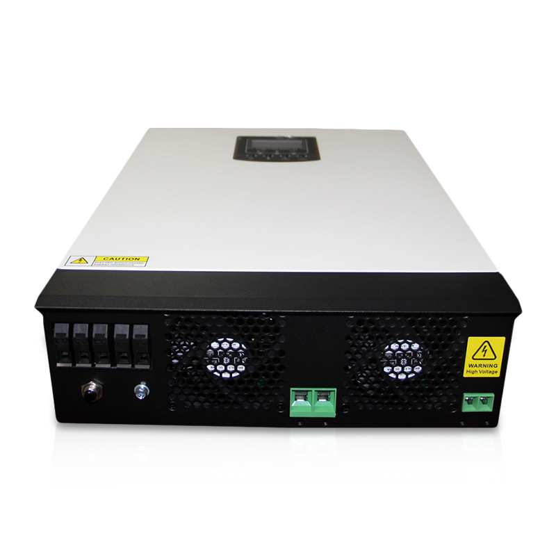 WIFI/GPRS Monitoring Pure Sine Wave Solar Inverter with Wide PV Input Range 3