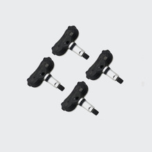 4 PCS TPMS for Hyundai ELECTRICAL TIRE PRESSURE MONITOR SENSOR COMPONENTS 529333m000 52933-3M000 for ix35 Rio Sportage Mohave 52933 3m000 for 2010 2014 kia sportage ix35 tpms tire pressure sensor