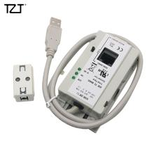 TZT 1747 UIC USB כדי DH485 ממשק ממיר RS 232 RS 485 יציאות