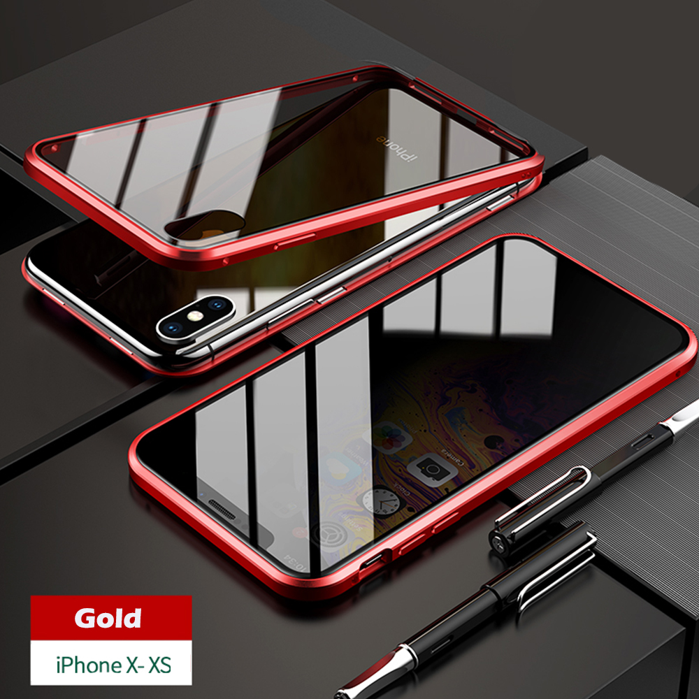for iPhoneX XS Red