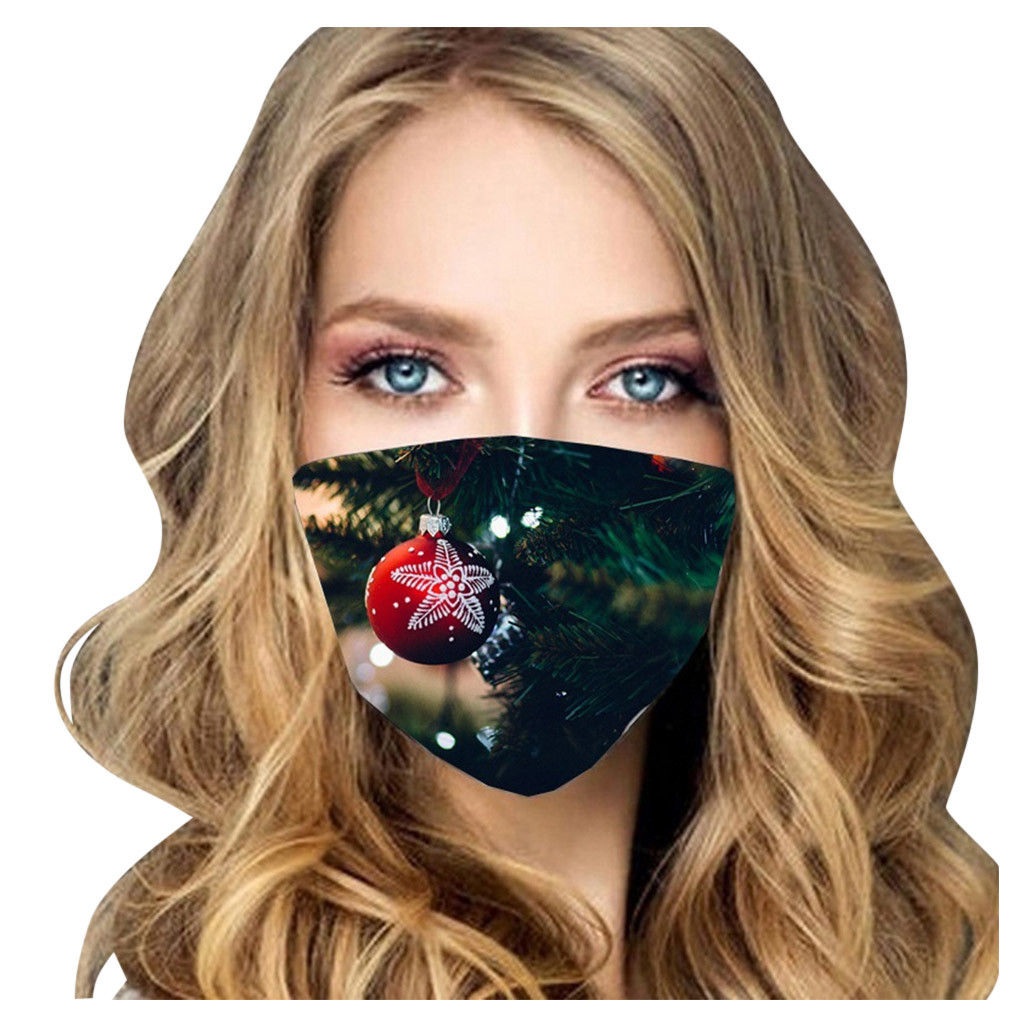 Halloween Cosplay Reusable Cotton Facemasks Mask For Face Women Men Black Cloth Mask For Face Fashionable Facemasks Mascarilla(China)
