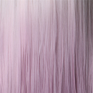 Image 5 - WooFestival Female Heat Resistant Ombre Synthetic Wig Long Straight Hair Cosplay Wigs for Women