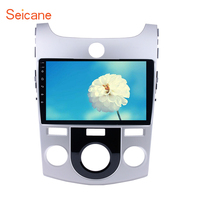 Seicane 2DIN GPS Navigation Android 8.1 Car Radio 9 Inch For KIA Forte MT 2008 2009 2010 2011 2012 Support Bluetooth DVR WiFi