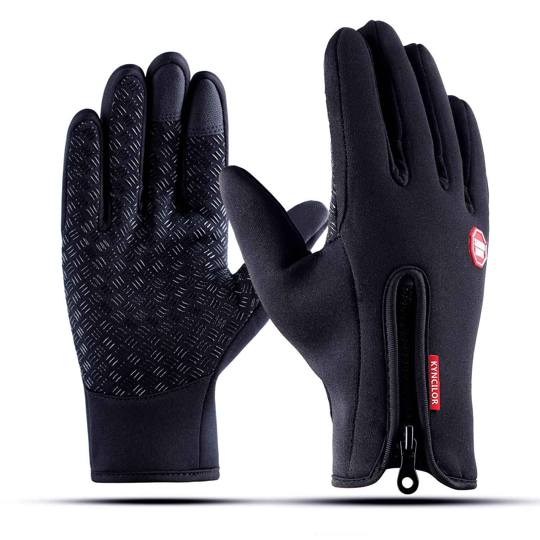 Bike Bicycle Gloves Full Finger Touchscreen Men Women MTB Gloves Breathable Summer Mittens Anti-skid Sunscreen Gloves S M L XL