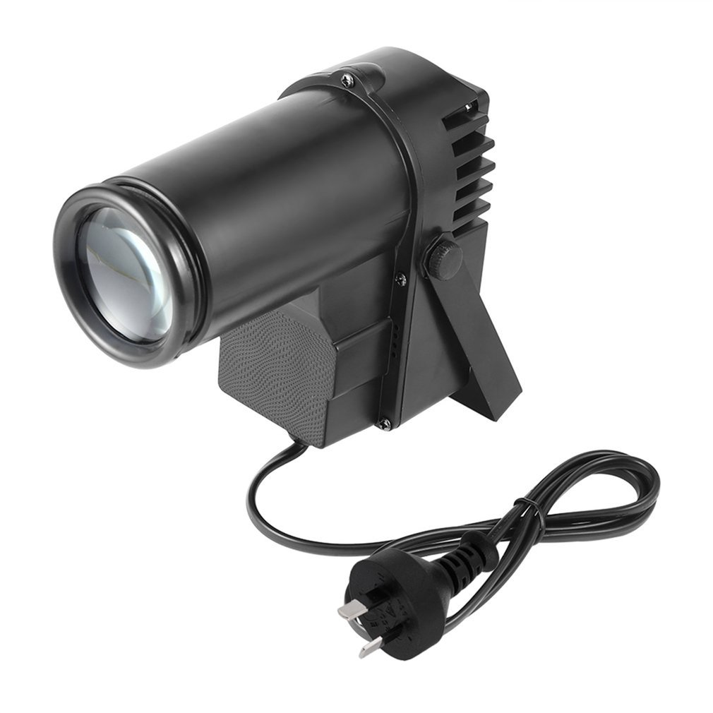 ICOCO 30W RGBW LED DMX512 Stage Light Pinpot Beam Spotlight 6CH DJ/DISCO/Party/KTV Led Stage Effect Light Home Entertainment