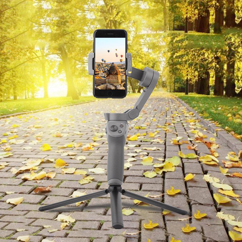 Tripod Stand for DJI OSMO Mobile 3 2 Feiyu Zhiyun #HE Telescopic Extension Rod