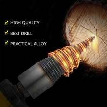 1 шт 42 мм сверло для сверления древесины Круглый/шестигранный/треугольный