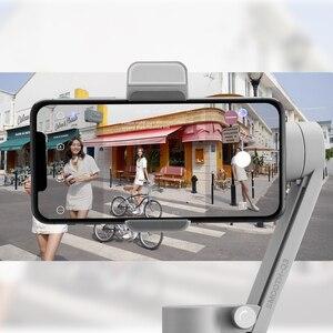 Image 4 - ZHIYUN – téléphone portable Q3 SMOOTH, stabilisateur portatif, cardan 3 axes, Flexible, avec lumière de remplissage, pour iPhone Xiaomi Samsung Android