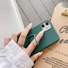 Luxury Liquid Silicone Case For Huawei P