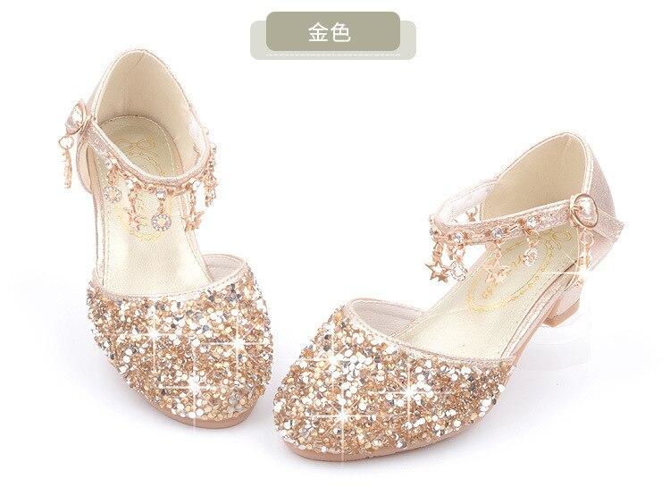 2020 menina quente sapatos glitter bling sandálias