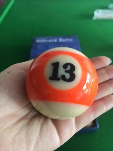 Full Size 57mm Billiard Ball Set 4