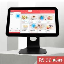 Aluminum Alloy Base All in one Touch Screen Restaurant Milk