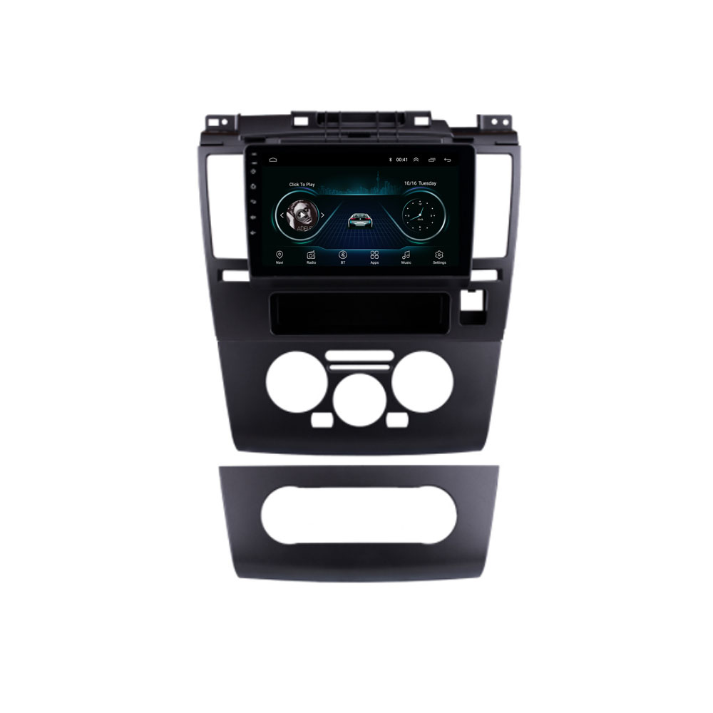 Quad Core Android 8.1 For NISSAN TIIDA 2005 2006 2007 2008 2009 2010 2011 Multimedia Stereo Car DVD Player Navigation GPS Radio