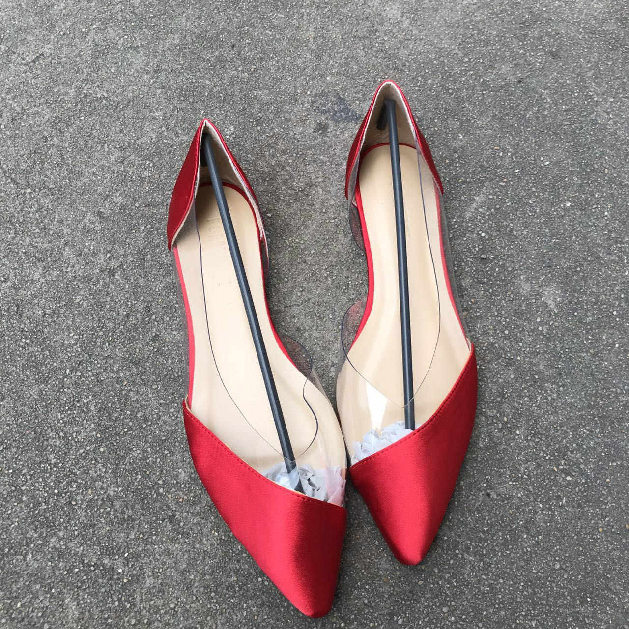 Thời Trang Nữ Giày Nữ Họa Tiết Da Báo Trơn Nông Bơm Mũi Nhọn Văn Phòng & Sự Nghiệp Giày