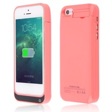 3 In 1 Fashionable Design Portable External Battery USB Charger For iPhone 5/5s Phone Cover Shell Power Bank