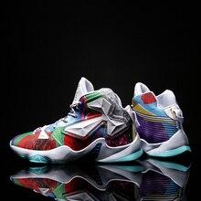 Basketball Shoes Men Sports Shoes High Tops Mens Basketball Sneakers Athletics Basket Shoes Chaussures De Basket Men Sneakers