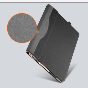 """Image 2 - New Creative Design Case Only For Hp Spectre X360 13.3"""" Laptop Sleeve Case PU Leather Protective Cover Gift"""