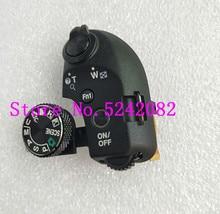 وظيفة الطلب نموذج مصراع زر لنيكون Coolpix B700 أعلى التبديل غطاء كاميرا رقمية إصلاح الجزء الأسود