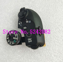 Función Dial modelo disparador botón para Nikon Coolpix B700 cubierta del interruptor superior cámara Digital pieza de reparación negro