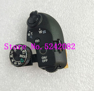 Image 1 - Function Dial Model Shutter Button For Nikon Coolpix B700 Top Switch Cover Digital Camera Repair Part Black