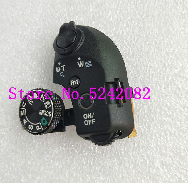 Function Dial Model Shutter Button For Nikon Coolpix B700 Top Switch Cover Digital Camera Repair Part Black