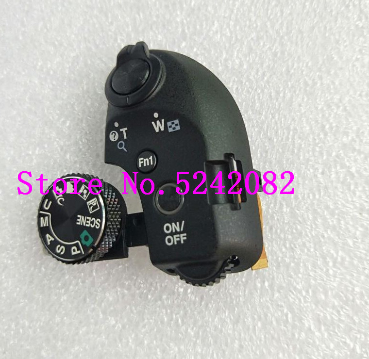 Function Dial Model Shutter Button For Nikon Coolpix B700 Top Switch Cover Digital Camera Repair Part Black image