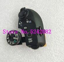 기능 다이얼 모델 셔터 버튼 니콘 coolpix b700 상단 스위치 커버 디지털 카메라 수리 부품 블랙