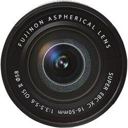 Fujifilm 16-50mm F3.5-5.6 OIS II generacji obiektyw 50-230 szeroki kąt