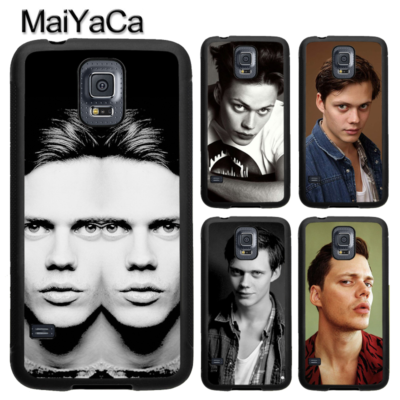 MaiYaCa <font><b>Bill</b></font> <font><b>Skarsgard</b></font> Case For Samsung Galaxy A10 A20 A30 A40 A50 A70 Note 8 9 10 S8 S9 S10 S20 Plus S10e image