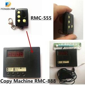 Image 3 - Remocon RMC 888 6 Pin Klom Máquina Dual RF Duplicador de Controle Remoto Compatível