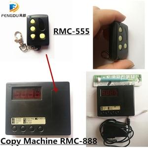 Image 3 - Remocon RMC 888 Remote Control Duplicator Machine Dual RF Klom 6 Pin Compatible