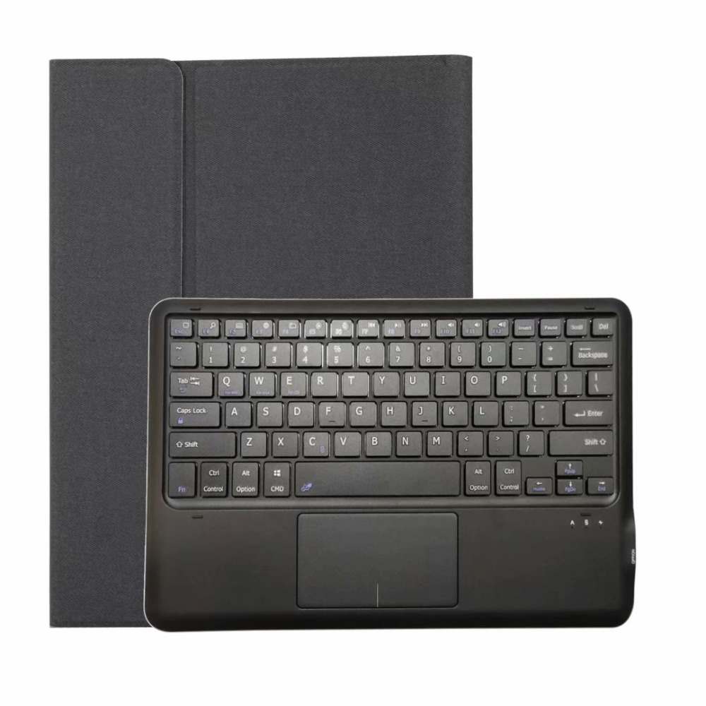 teclado com touchpad caneta slot magnético destacável