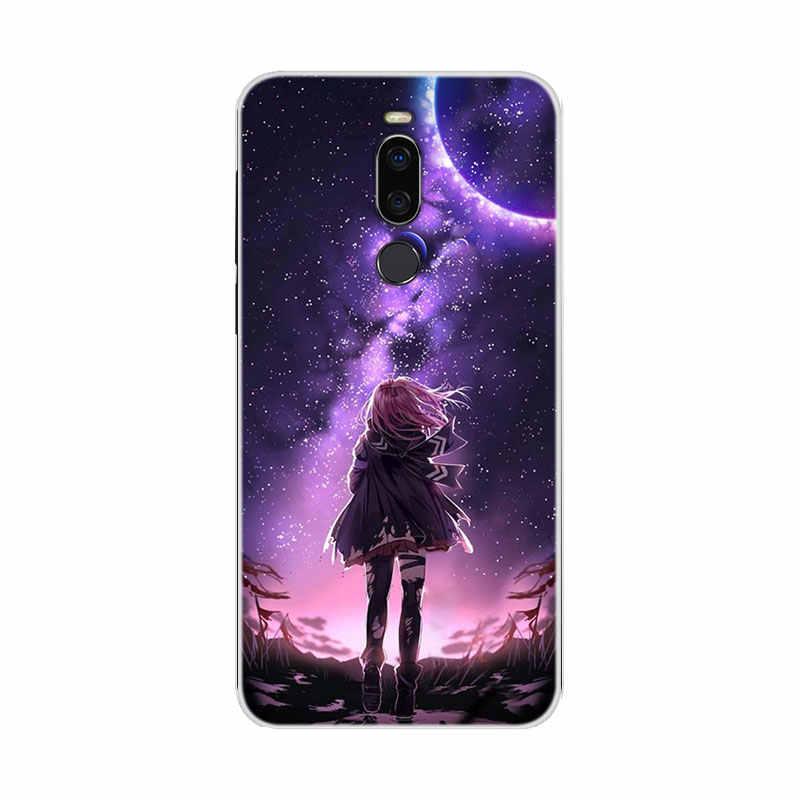 Kılıf için Huawei Y5 Lite telefon kılıfı DRA-LX5 kapak silikon yumuşak TPU arka kapak için Huawei Y5 Lite 2018 kılıf koruyucu Y 5 Lite