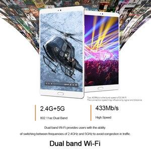 Image 5 - Teclast T8 Tablet Android 8.4 Inch tabletten Netbook Vingerafdrukherkenning PC 2560x1600 4GB RAM 64GB ROM MTK8176 13.0MP