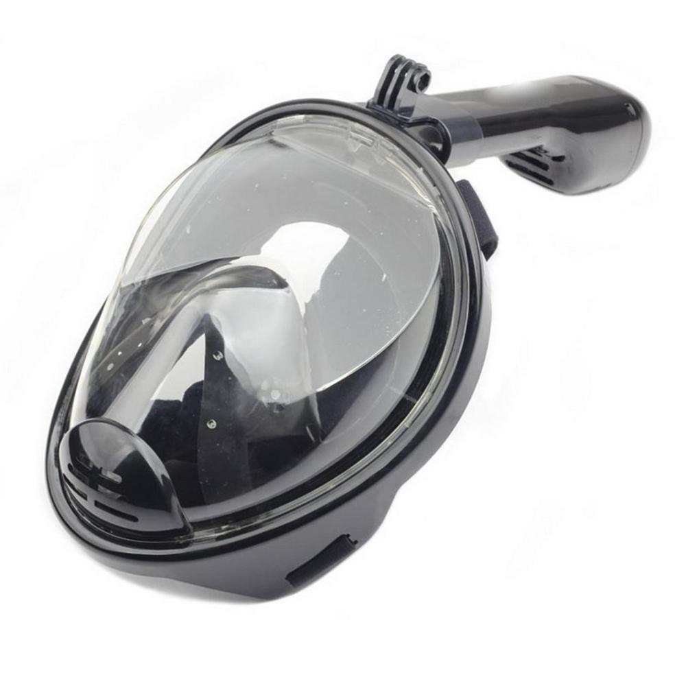 Professional Diving Masks Goggle Full Dry Silicone Snorkel Tube Set Men Women Diving Swimming Water Sports Equipment
