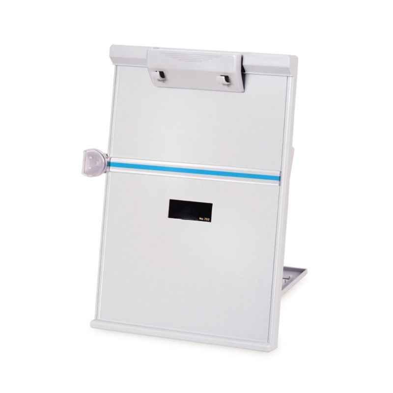 פלסטיק מתכוונן מחשב מסמך בעל ספר מדף Stand קריאת הקלדת מסגרת