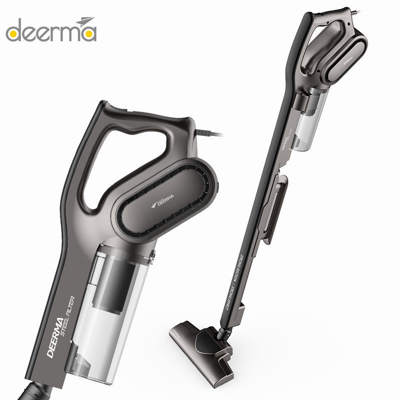 Deerma DX700 DX700S aspirateur à main ménage aspirateur force collecteur de poussière aspirateur à domicile
