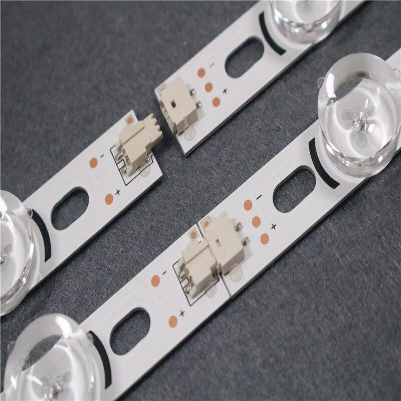 New 9 LEDs 777mm LED Backlight Strip For LG 39 Inch TV 39LN5300 39LN5400 HC390DUN-VCFP1-21XX Innotek POLA2.0 39